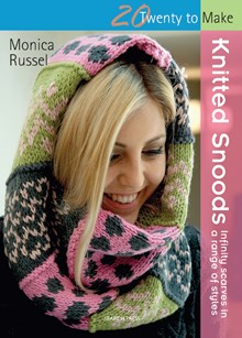 20 to make - Knitted Snoods - Pattern Book