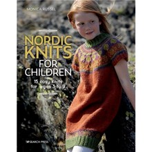 Nordic Knits For Children Aged 3 -9 Pre order Now for a signed copy- Delivery In March