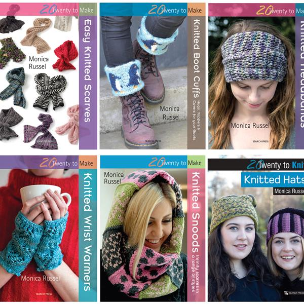 My Knitting pattern books