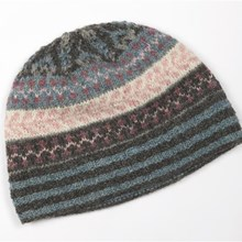 Fair Isle Hat Kit + 20 to Make Book