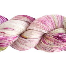 Manos Del Uruguay Marina Lace Weight Yarn Mango Berry