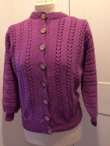Cuddles Ladies Cardigan