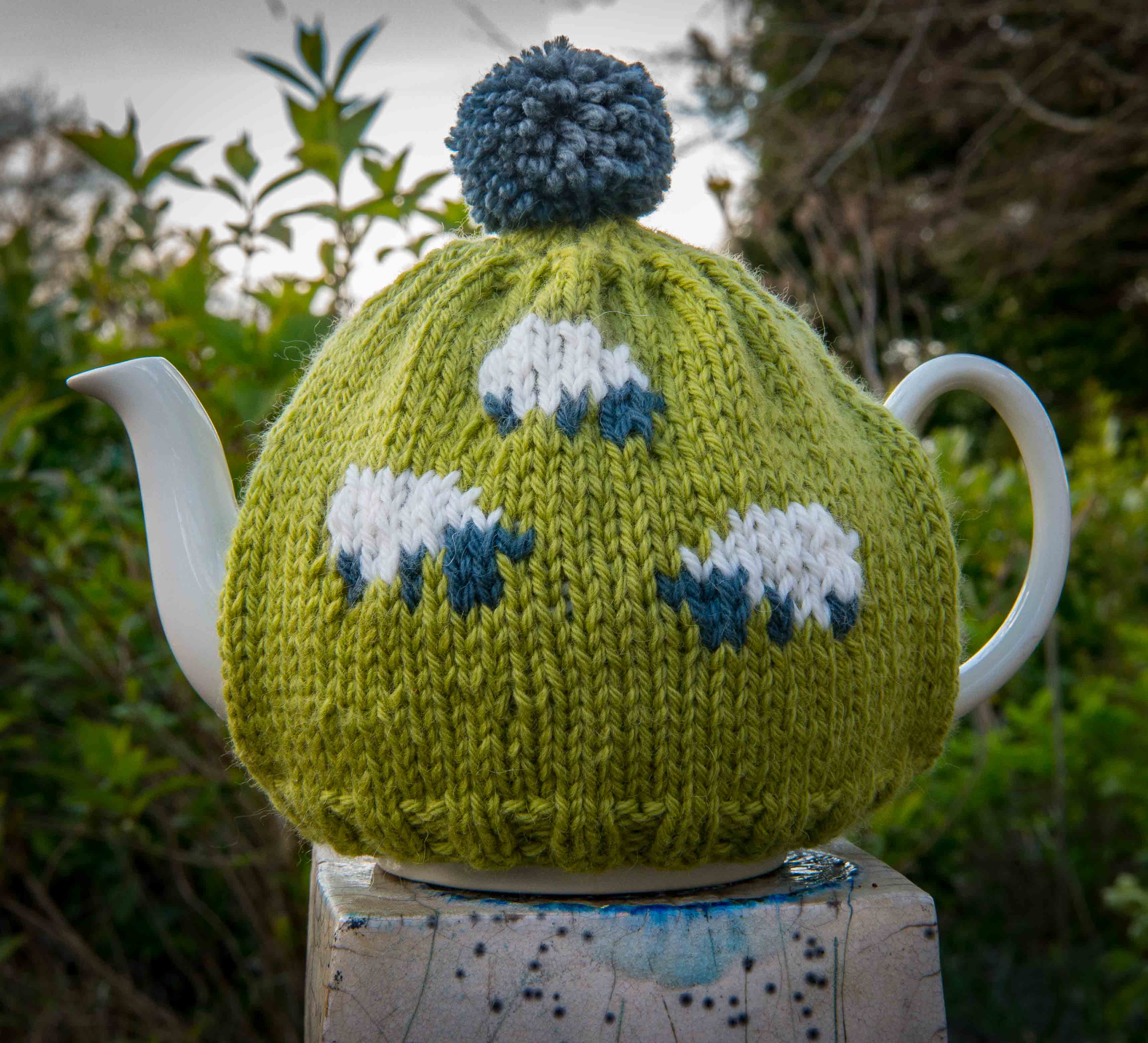 Sheep Tea Cosy Kit