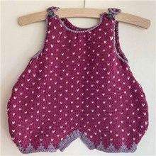 Very Berry Babies Romper