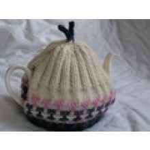 Knitted antique Tea Cosy