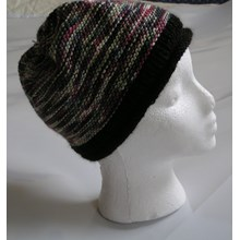 Beanie Hat Knitting Pattern - Downloadable