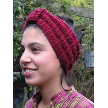 Alpaca Headband - Knitting kits