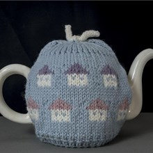 Seaside Tea Cosy Kit With Cosies Galore Book