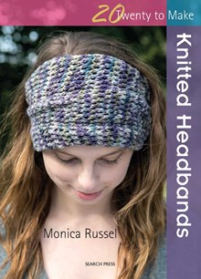 20 to make - Knitted Headbands - Pattern Book