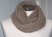 Very Easy Snood - Downloadable pattern