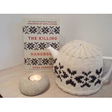 The Killing Large Tea Cosy - Downloadable Knitting Pattern