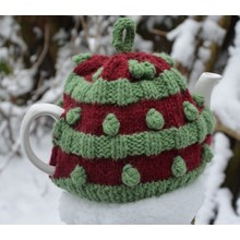 Vintage bobble cosy - Knitting kit