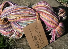 Manos Silk Blend - Wildflower