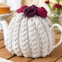 Tea Cosy With Roses